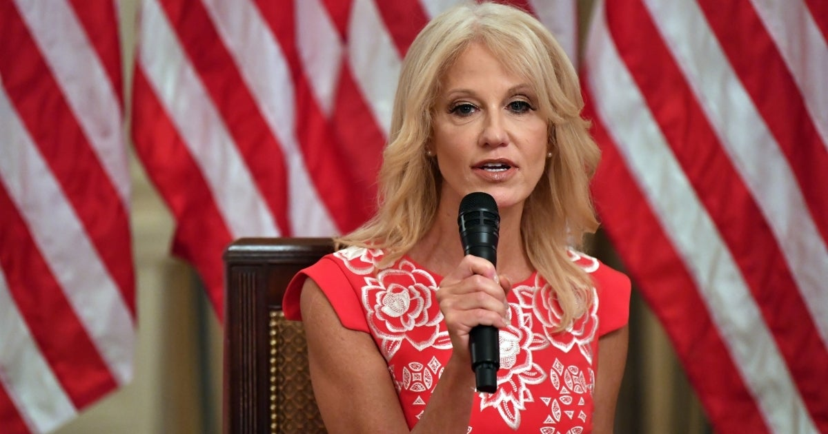 kellyanne conway getty images