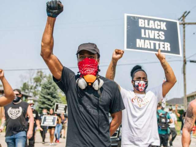 Protests Erupt in Kenosha for Second Night Following Jacob Blake Shooting by Officer