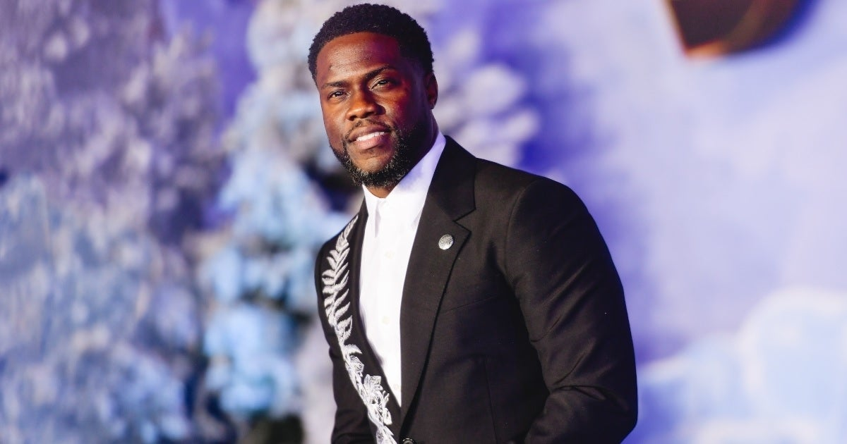 Kevin Hart Getty images