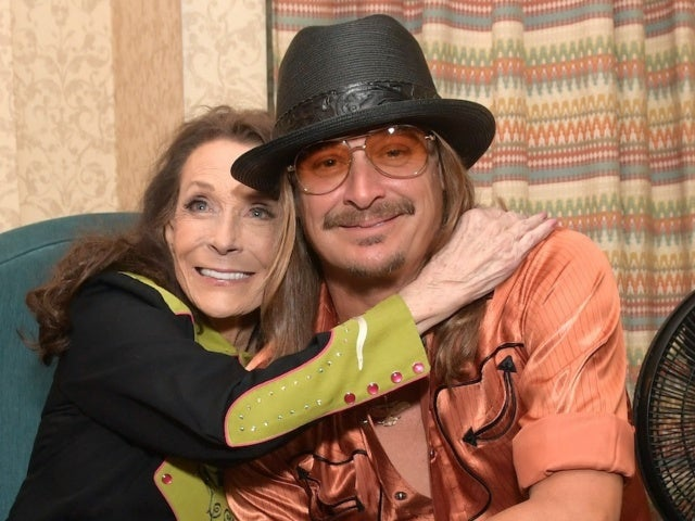 Loretta Lynn Jokes 'It Didn't Last Long' After 'Wedding' to Kid Rock