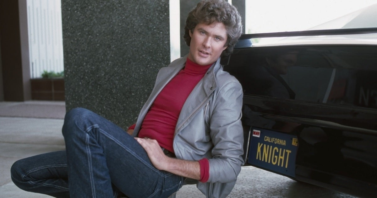 knight rider getty images