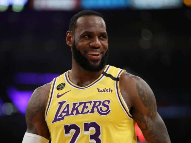 Social Media Blasts LeBron James for Wearing Fake MAGA Hat