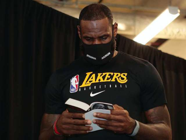 LeBron James Once Again Butts Heads With Donald Trump by Supporting Goodyear