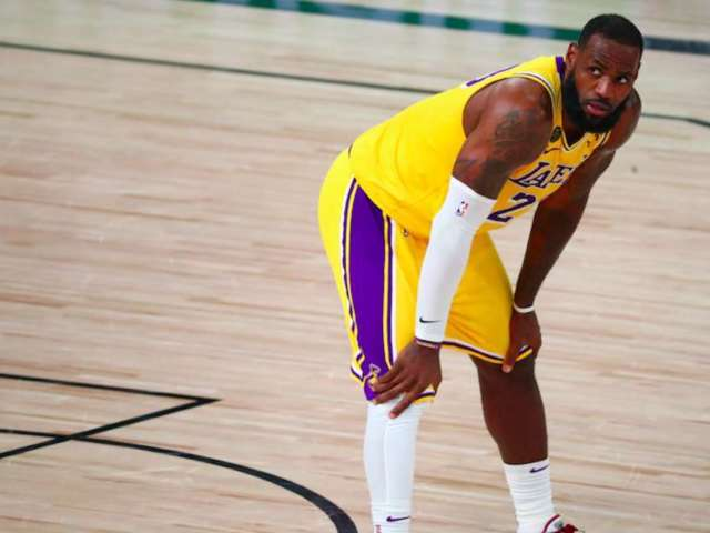 LeBron James Ripped Again Over China Comments