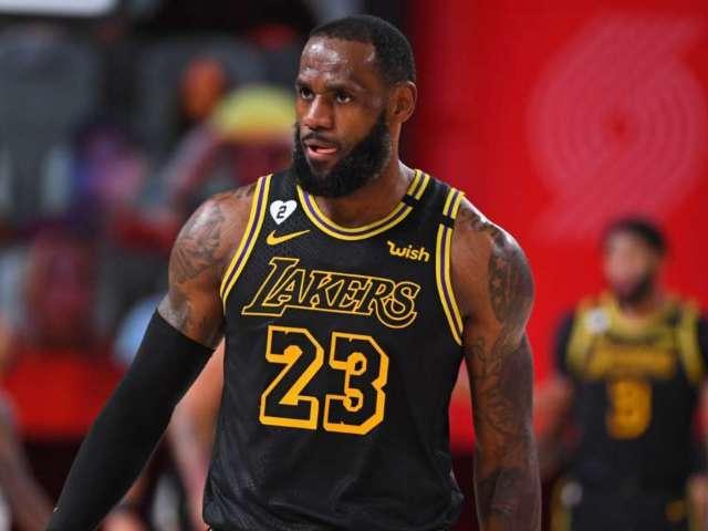 LeBron James Delivers All-Caps Message Amid NBA Jacob Blake Protests: 'WE DEMAND CHANGE'