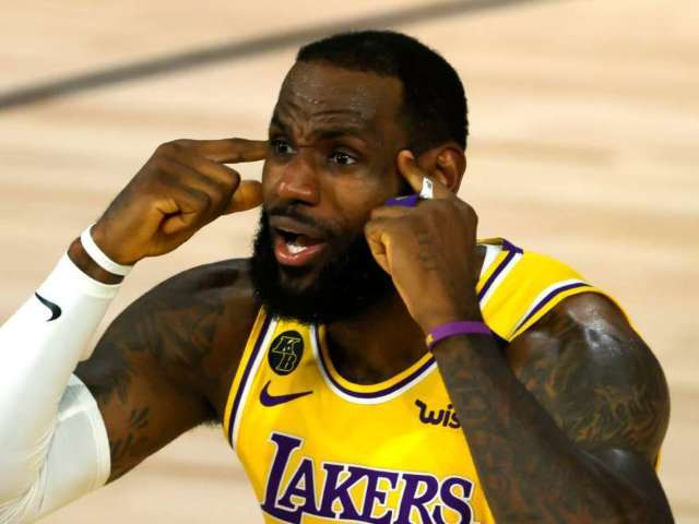 LeBron James Admitting NBA Will Not Be 'Sad' Over Lack of Donald Trump Viewing Sets off Social Media