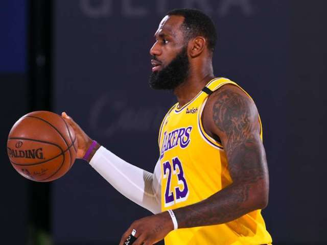 LeBron James' Emotional NSFW Speech From 'Space Jam' Set Leaks