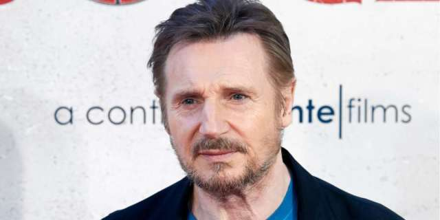 Liam Neeson weighs in fans Seattle NHL team release the Kraken
