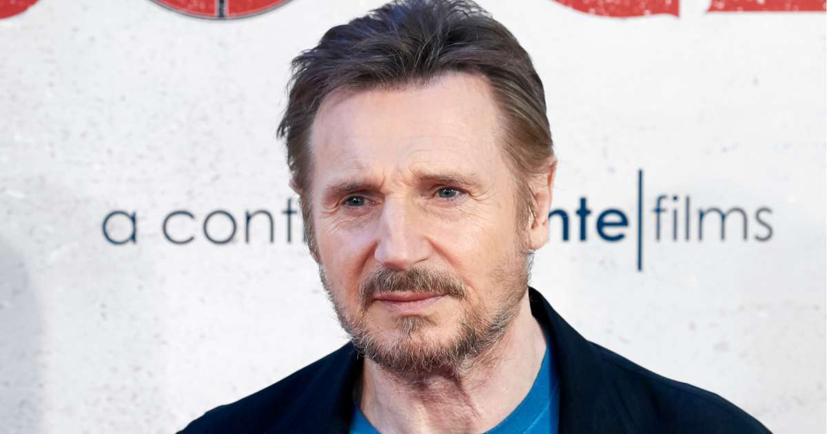 Liam Neeson weighs in fans Seattle NHL team release the Kraken