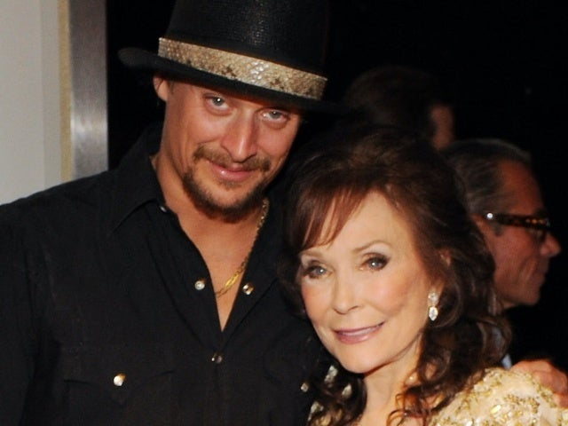 Loretta Lynn Isn't Actually Married to Kid Rock, Her Representative Says