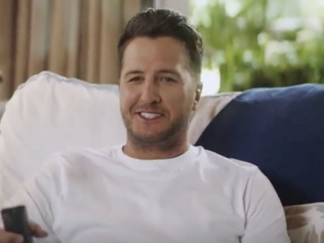 Luke Bryan and Wife Caroline Showcase Their Acting Skills in New Underwear Commercial