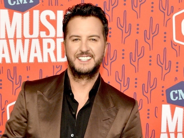 Luke Bryan Gets 'Creative' With Sons Bo and Tate During Quarantine