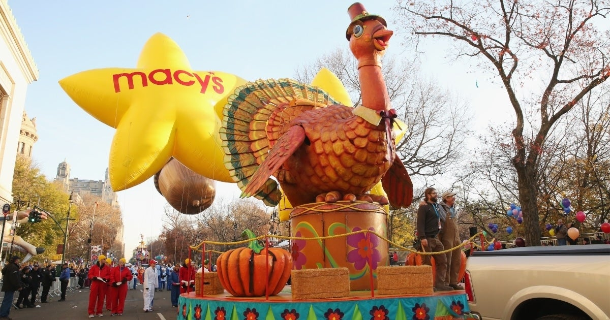 macy's thanksgiving day parade getty images