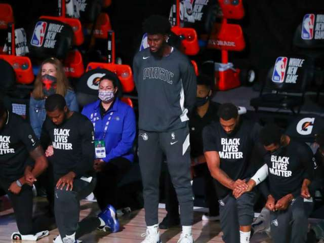 Magic's Jonathan Isaac Tears ACL 2 Days After Standing Anthem Demonstration