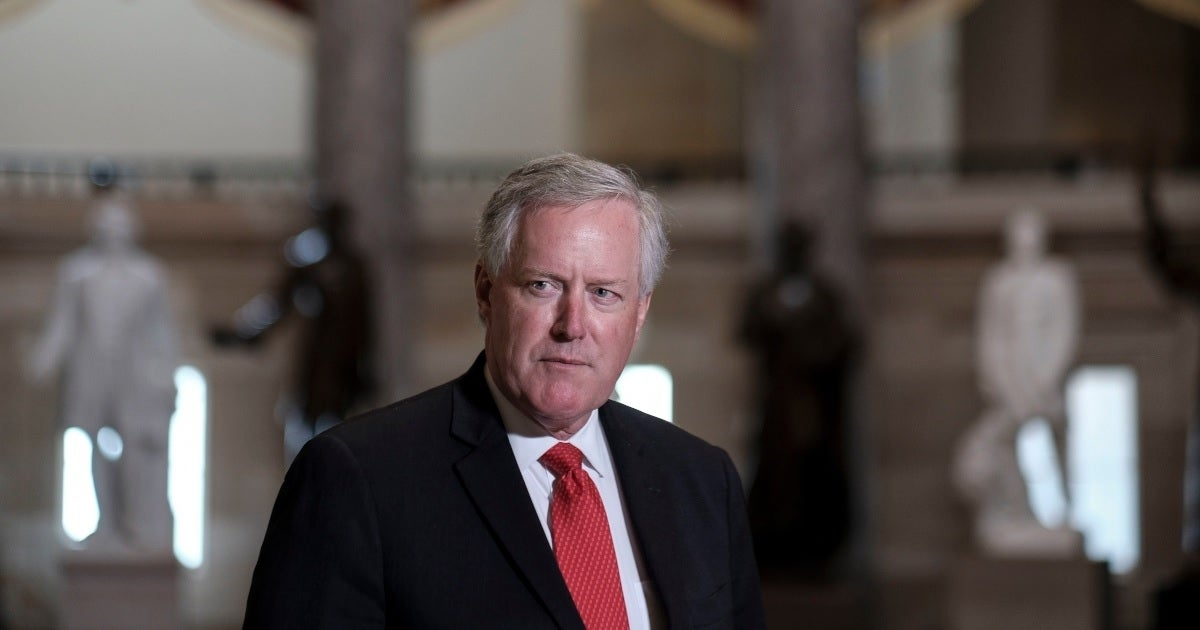 mark meadows getty images