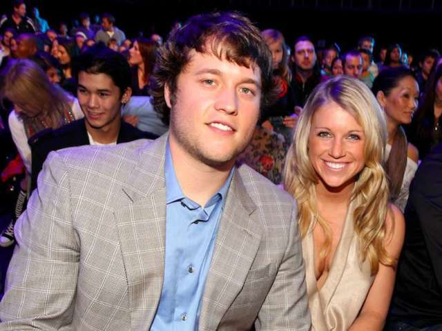 Matthew Stafford's Wife Kelly Posts 'Sunny Day' Photos Amid News of Lions Exit