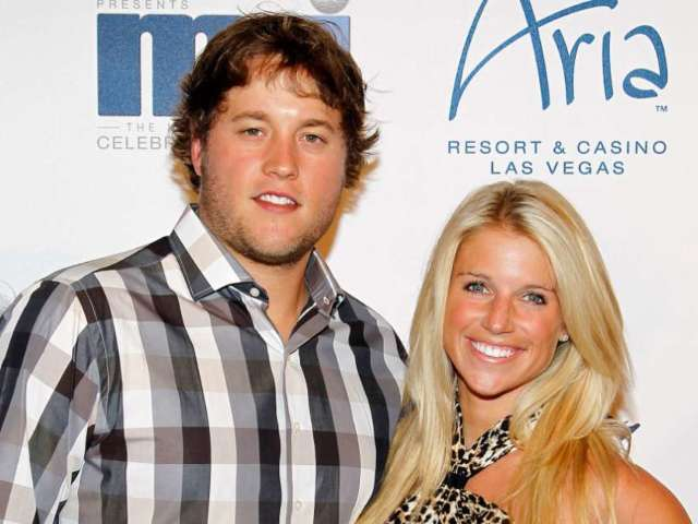 Matthew Stafford's Wife Kelly Blasts NFL for False Positive COVID-19 Test, Says Family Was Harassed