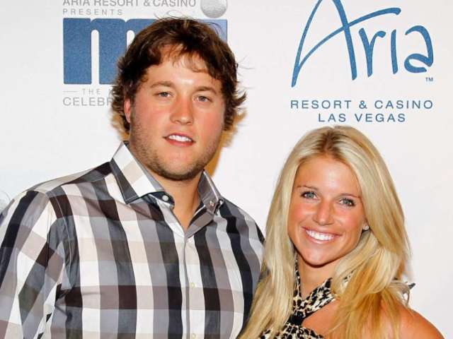 Matthew Stafford and Wife Kelly Share Tearful Photos of Champ's 'Last Boat Ride'