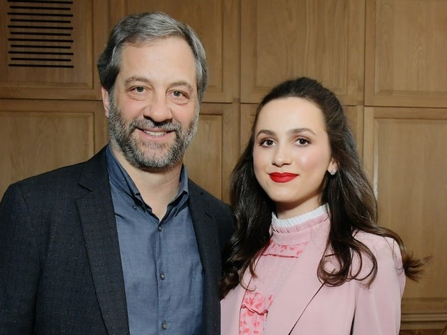 'The King of Staten Island' Star Maude Apatow Gets Candid About 'Working Relationship' With Dad Judd Apatow (Exclusive)