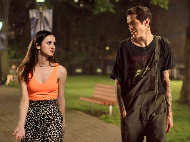 Maude Apatow Opens up About Playing Pete Davidson's Sister in 'The King of Staten Island' (Exclusive)