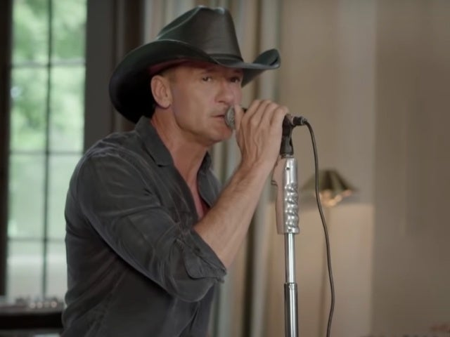 Watch Tim McGraw Perform 'Hard to Stay Mad At' on 'The Late Show'