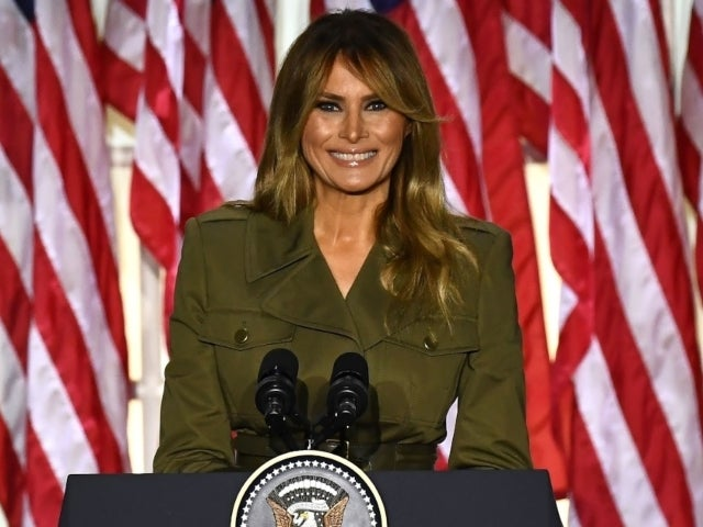 Melania Trump Still Has 'Lingering Cough' From COVID-19, Won't Attend Campaign Rally