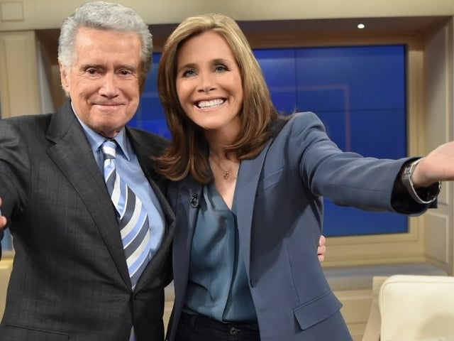 Meredith Viera Recalls Disgusting 'Who Wants to Be a Millionaire' Moment With Regis Philbin