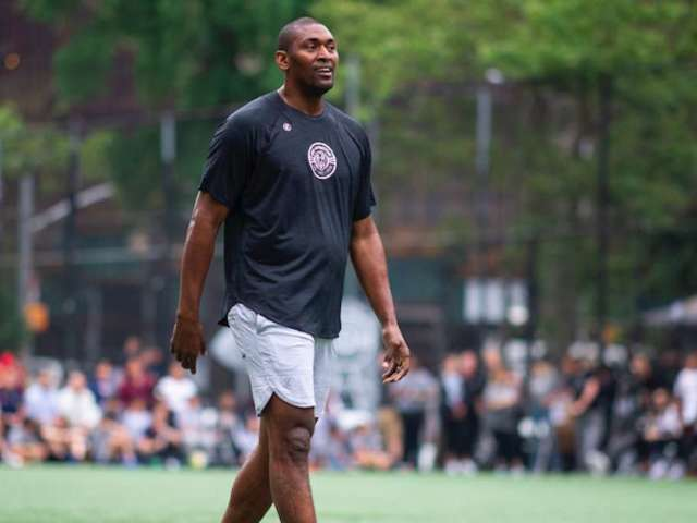 Metta World Peace Says He Wouldn't Kneel for Black Lives Matter If He Still Played