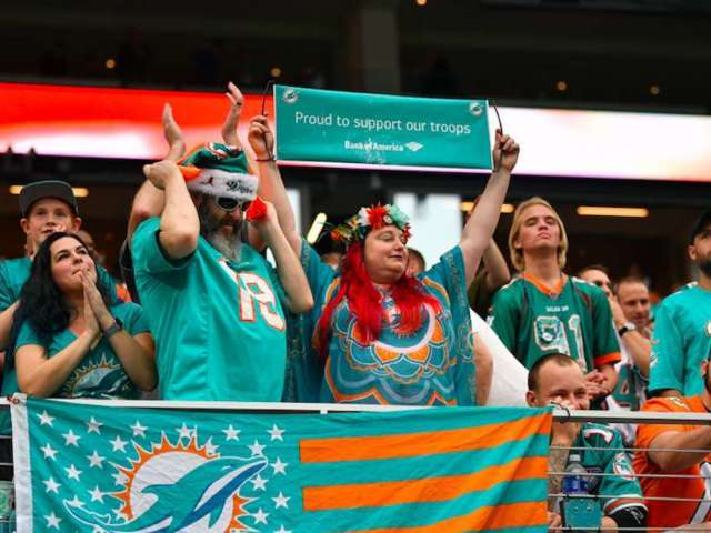 Miami Dolphins Announce Plans for Limited Fan Attendance in 2020