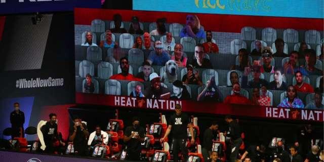 Michelob Ultra Marketing Vice President story behind NBA virtual fans