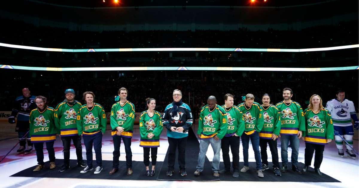 Mighty Ducks Disney + restart production