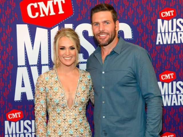 Mike Fisher Gets in Sweaty Workout With Wife Carrie Underwood: 'Pinkies Up'