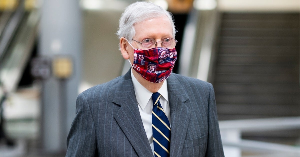 mitch mcconnell getty images july 29