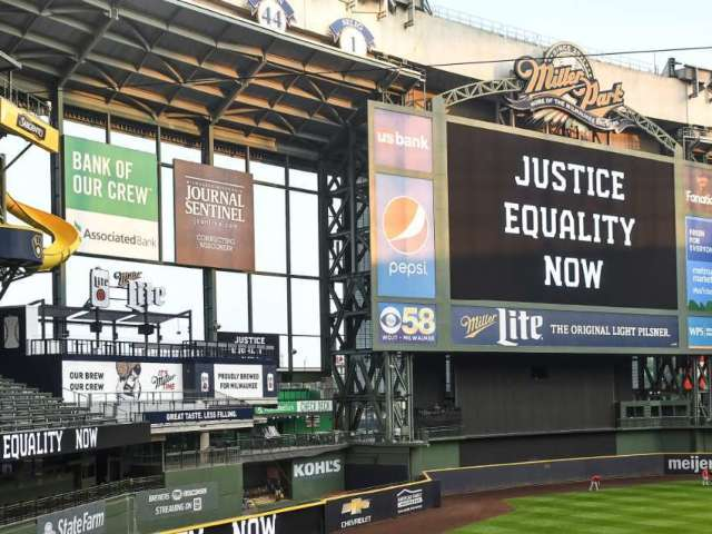 MLB Teams Strike in Solidarity Against Racism, Prompting League to Cancel Games