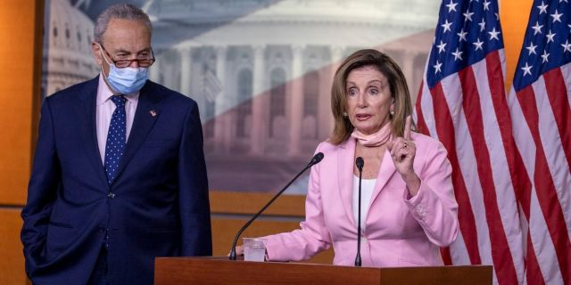 nancy-pelosi-chuck-schumer-getty