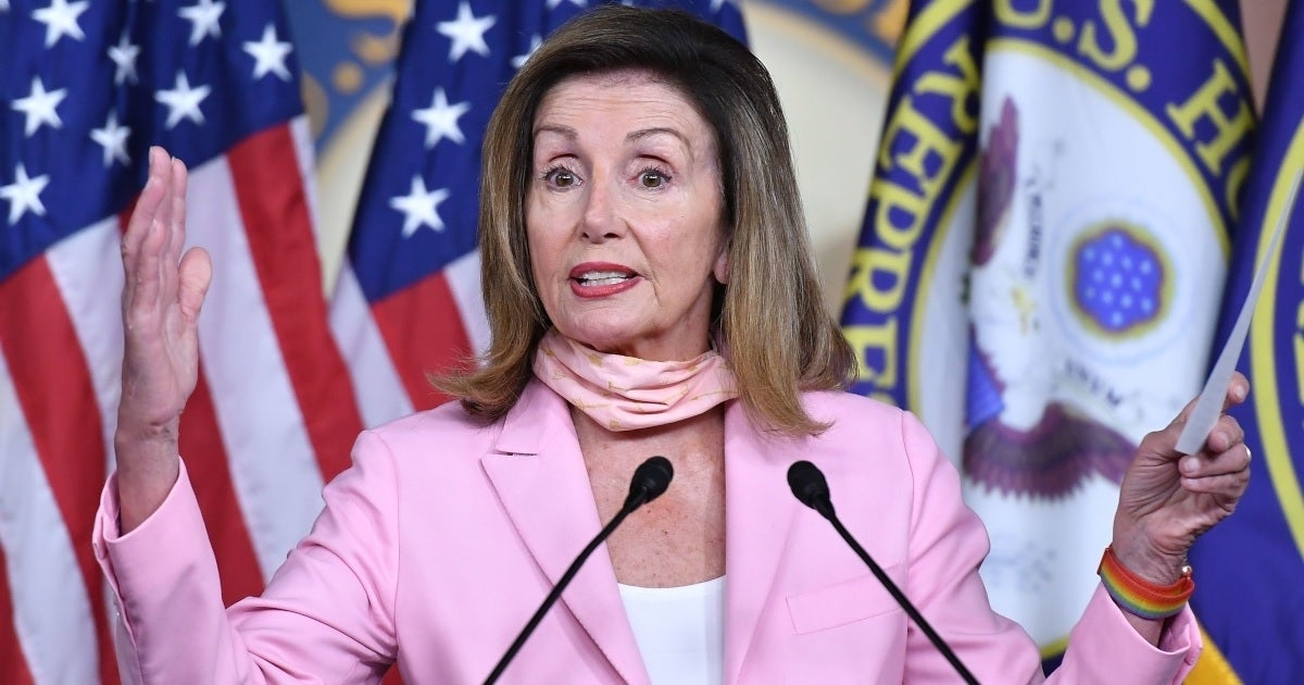 nancy pelosi july 31 getty images