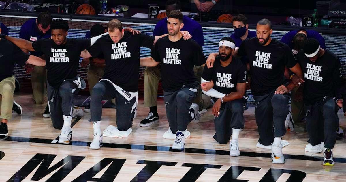 NBA-Kneeling