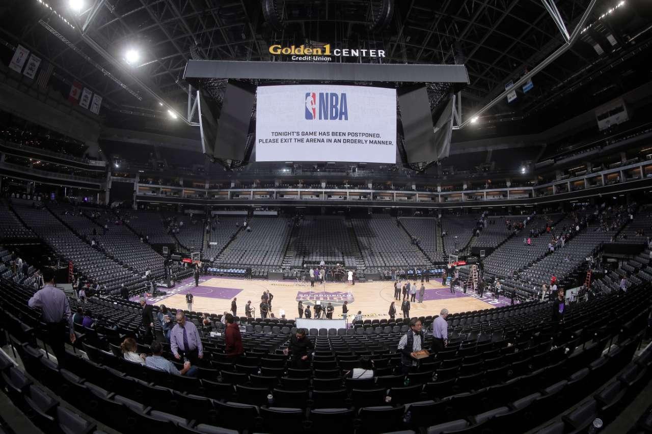 NBA Voting Center Golden 1