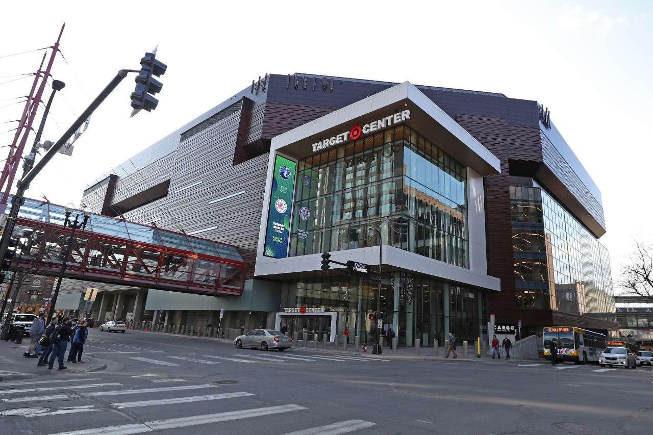 NBA Voting Center Target