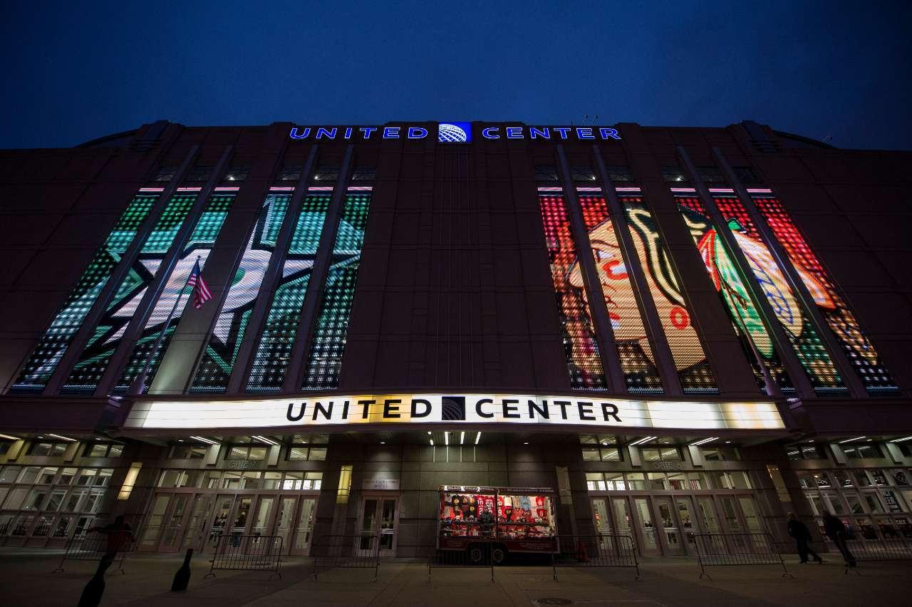 NBA voting center United Bulls