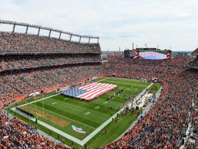 NFL Considering Virtual Fans for 2020 Season, According to Report