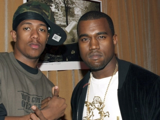 Nick Cannon Says He's Voting for Kanye West