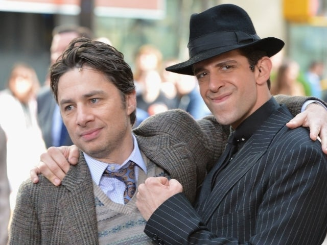 Zach Braff Gets Tattoo in 'Loving Memory' of the 'Greatest' Friend Nick Cordero