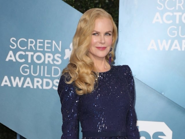 Nicole Kidman Reunites With Her Mother for First Time in 8 Months Amid Pandemic