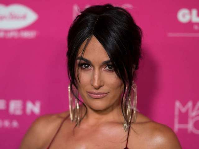 Nikki Bella Gushes Over Her 'Happy Tears' Flowing After Giving Birth for First Time