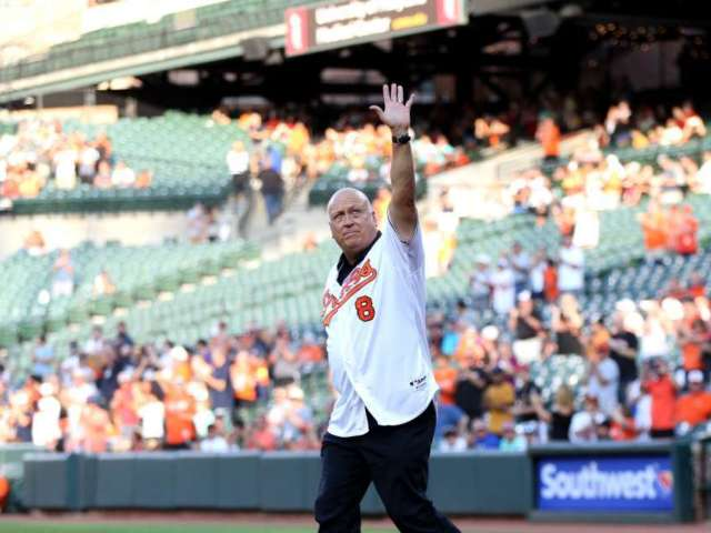 Orioles Legend Cal Ripken Jr. Says He Was Diagnosed With Prostate Cancer in February