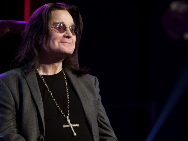 Ozzy Osbourne Looks Unrecognizable With Gray Hair in Photos Wife Sharon