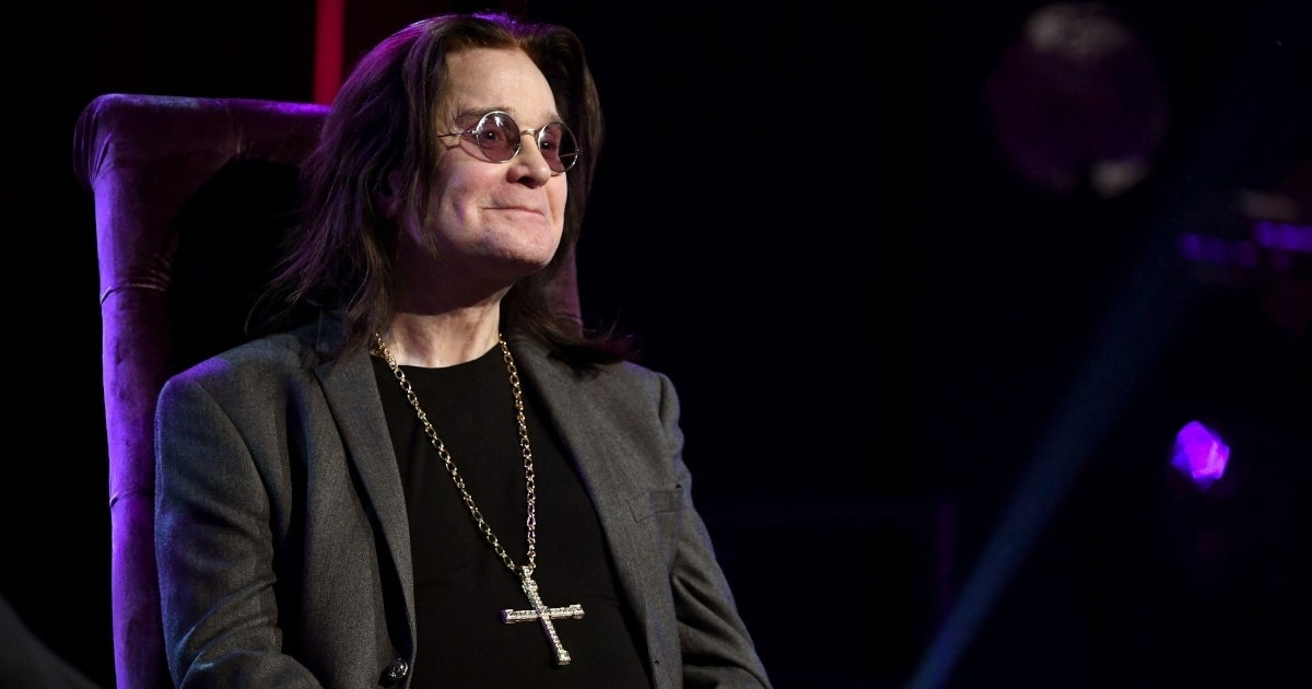 ozzy osbourne getty images