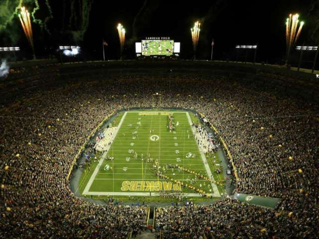 Packers Not Allowing Fans to Attend First 2 Home Games of 2020 Season