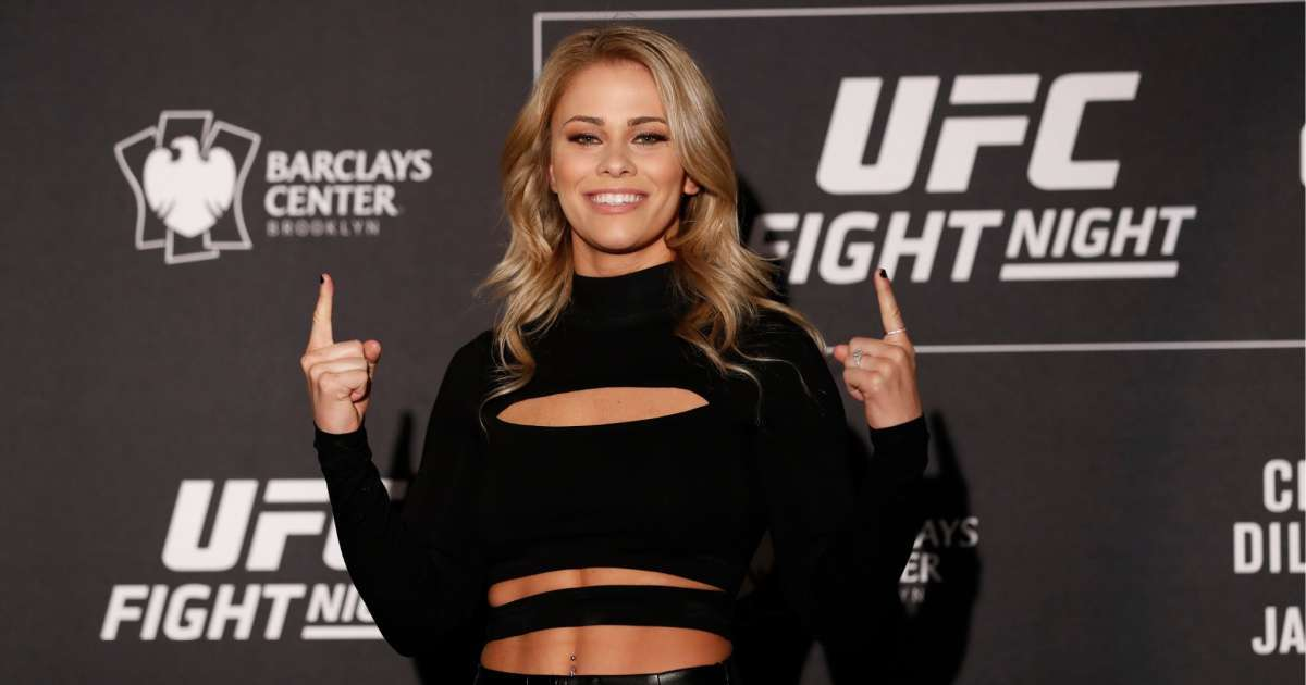 Paige VanZant toe touch suns out buns out video